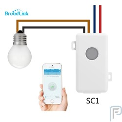 Broadlink SC1 DIY Smart Switch WiFi APP Control Box Timing Switch Wireless Remote Controller
