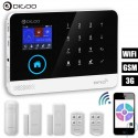 Digoo DG-HOSA GSM&WIFI Smart Home Security Alarm Systems Safeguard Alert with APP Control