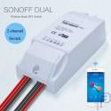Sonoff - Dual WiFi Wireless Smart Switch For Smart Home 16A 3500W