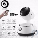 Digoo BB-M1 Wireless WiFi USB Monitor Alarm Home Security IP Camera HD 720P Audio