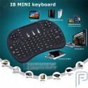 I8 White Backlit 2.4Ghz Wireless Mini Keyboard Touchpad