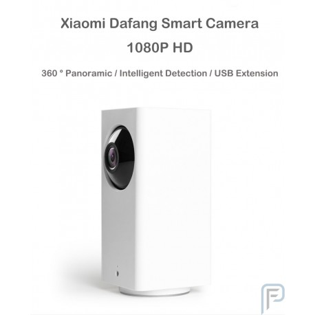 Xiaomi MIjia Dafang Home 1080p HD Intelligent Security WIFI IP Camera