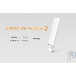 Xiaomi 2nd 300Mbps Wifi Amplifier Wireless Repeater Network Wifi Extender Expander